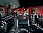 Enron. Interior View of Workout Area